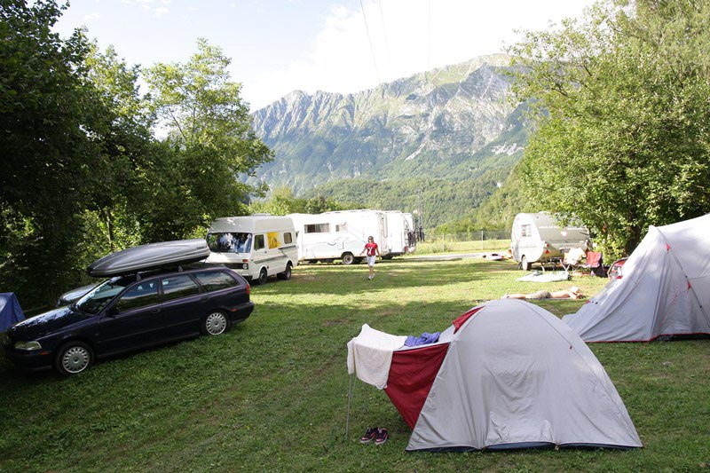 Eco camping sites