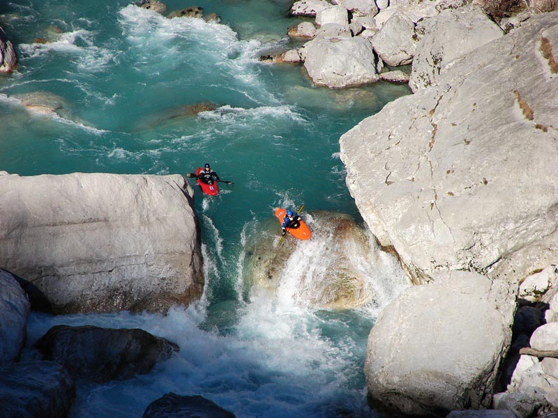 Soca river activities and accommodation
